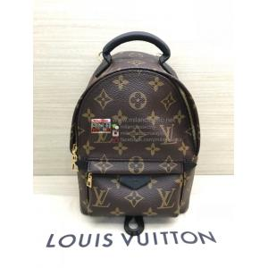 SOLD-NEW - LV Monogram Palm Springs Backpack Mini 2-Way Bag
