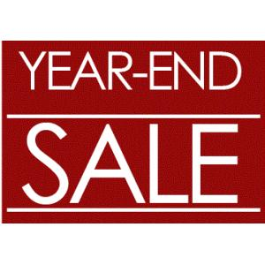 YEAR END SALE ON 10/11/17 - 30/12/17, SALE ITEMS ARE NETT PRICEs, THANK YOU^^