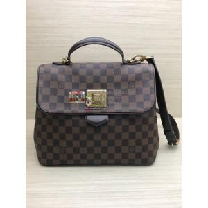 LV Damier Bergamo MM 2-Way Bag