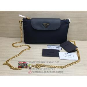 SOLD-NEW - PRADA Chain Bag (Crossbody/Shoulder/Hand-Carry/Waist Bag)