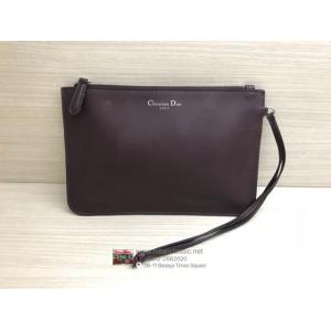 SOLD-DIOR Leather Pouch - NETT PRICE