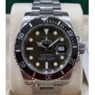 "RESERVED -ROLEX 116610LN Submariner Ceramic Bezel Auto S/S 40mm ""Random Serial"" (With Box + Card)"