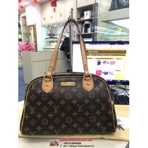 SOLD - LV Monogram Montergueil PM Shoulder Bag