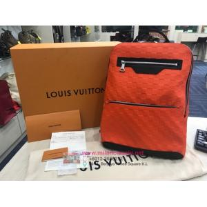 NEW - LV Damier Infini Leather Avenue Backpack
