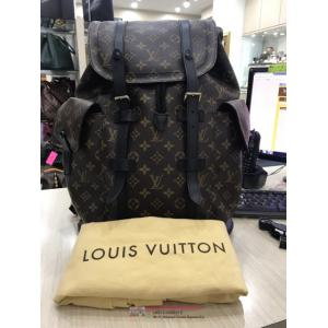 SOLD-LV Monogram Christopher Backpack PM