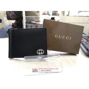 SOLD - NEW - GUCCI Leather Money Clip