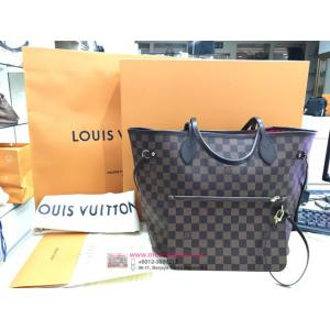 NEW - LV Damier Neverfull MM