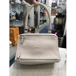 GIVENCHY Pandora Nude Pink Goat Leather 2-Way Bag
