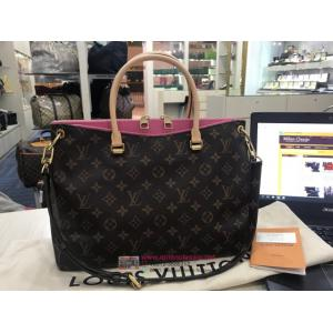 LV Monogram Pallas 2-Way Bag