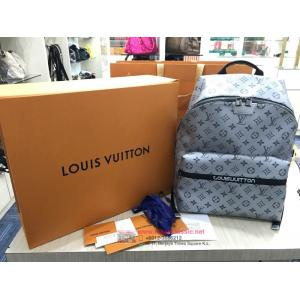 SOLD - NEW - LV Monogram Silver Apollo Backpack