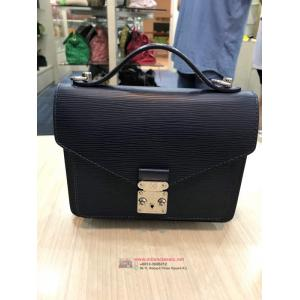 SOLD - LV Epi Leather Monceau BB (Without Leather Strap)