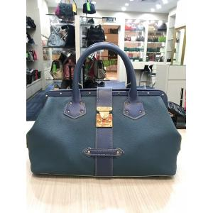 SOLD - LV Suhali Leather Blue L'Ingenieux PM