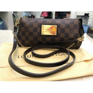 SOLD - LV Damier Eva Clutch