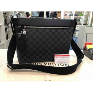 NEW - LV Damier Graphite Mick PM