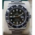 NEW - ROLEX 116610LN Submariner Ceramic Bezel Auto S/S 40mm