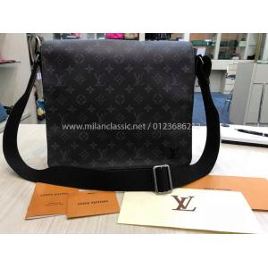 LV Monogram Eclipse District MM
