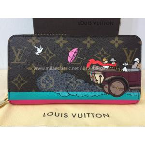 LIMITED EDITION - LV Monogram Evasion Zippy Wallet