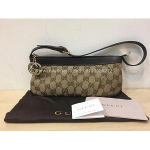 GUCCI Small Zipped Bag - NETT PRICE