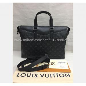 LV Monogram Eclipse Explorer Briefcase