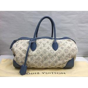 LIMITED - LV Collection Printemps Denim Bowler 2-Way Bag