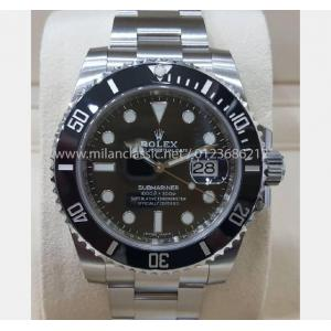 "SOLD - NEW - ROLEX 116610LN Submariner Ceramic Bezel Auto ""Random Serial"" 40mm (With Card + Box )"