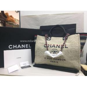 SOLD - NEW - CHANEL Large Shopping Tote