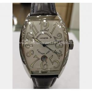FRANCK MULLER Casablanca 8880 White Dial Arabic numerals Auto 55.4 x 39.6mm(With Box)