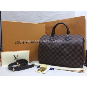 SOLD - NEW - LV Damier Speedy Bandouliere 30