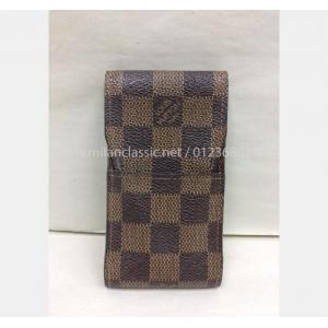 SOLD - LV Damier Cigarette Case