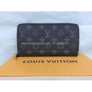 NEW - LV Monogram Zippy Wallet