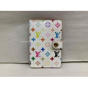 LV Multicolor Mini Address Book
