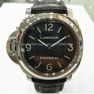 "PANERAI Luminor Base Left-Handed S/S Winding 44mm ""PAM00219"" (With Card)"