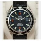 OMEGA Seamaster Planet Ocean Black Bezel Auto S/Steel 42mm (With Box)