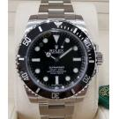 NEW - ROLEX 114060 Submariner Ceramic Bezel Auto