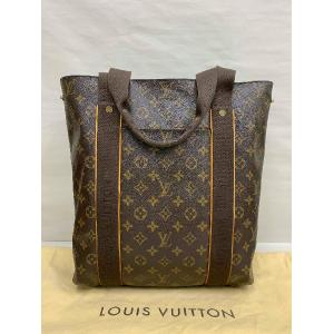 LV Monogram Cabas Beauborg Tote Bag