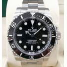 "NEW - ROLEX 114060 Submariner Ceramic Bezel Auto ""Random Serial"" 40mm (With Card + Box )"