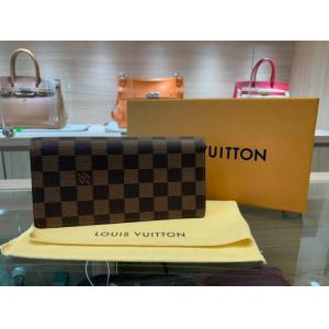 NEW - LV Damier Brazza Wallet