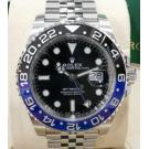 NEW - ROLEX 126710BLNR GMT II Blue Black Ceramic Bezel Auto S/S 40mm