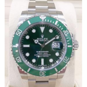 NEW - ROLEX SUBMARINER DATE 116610LV
