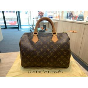 SOLD - LV Monogram Speedy 30