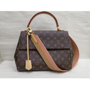 SOLD - LV Monogram Cluny MM