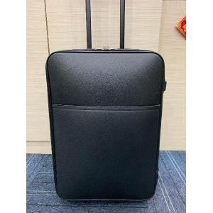 LV Taiga Leather Pegase 50 Rolling Luggage