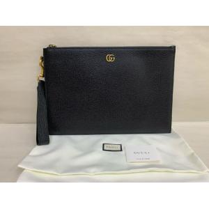 NEW - GUCCI GG Marmont Leather Pouch