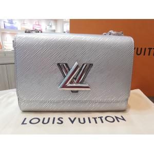 NEW - LV Epi Twist MM Silver Black