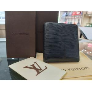 LV Multiple Wallet Purse Black