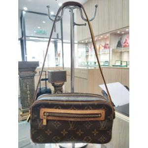 SOLD - LV Monogram Pochette Cite Shoulder Bag