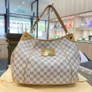 SOLD - LV Damier Azur Galliera PM