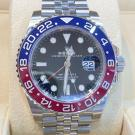 NEW - ROLEX GMT Master II 40mm 126710BLRO