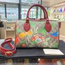 LIMITED EDITION - GUCCI GG Tian Boston Bag