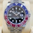 ROLEX GMT Master II 40mm 126710BLRO